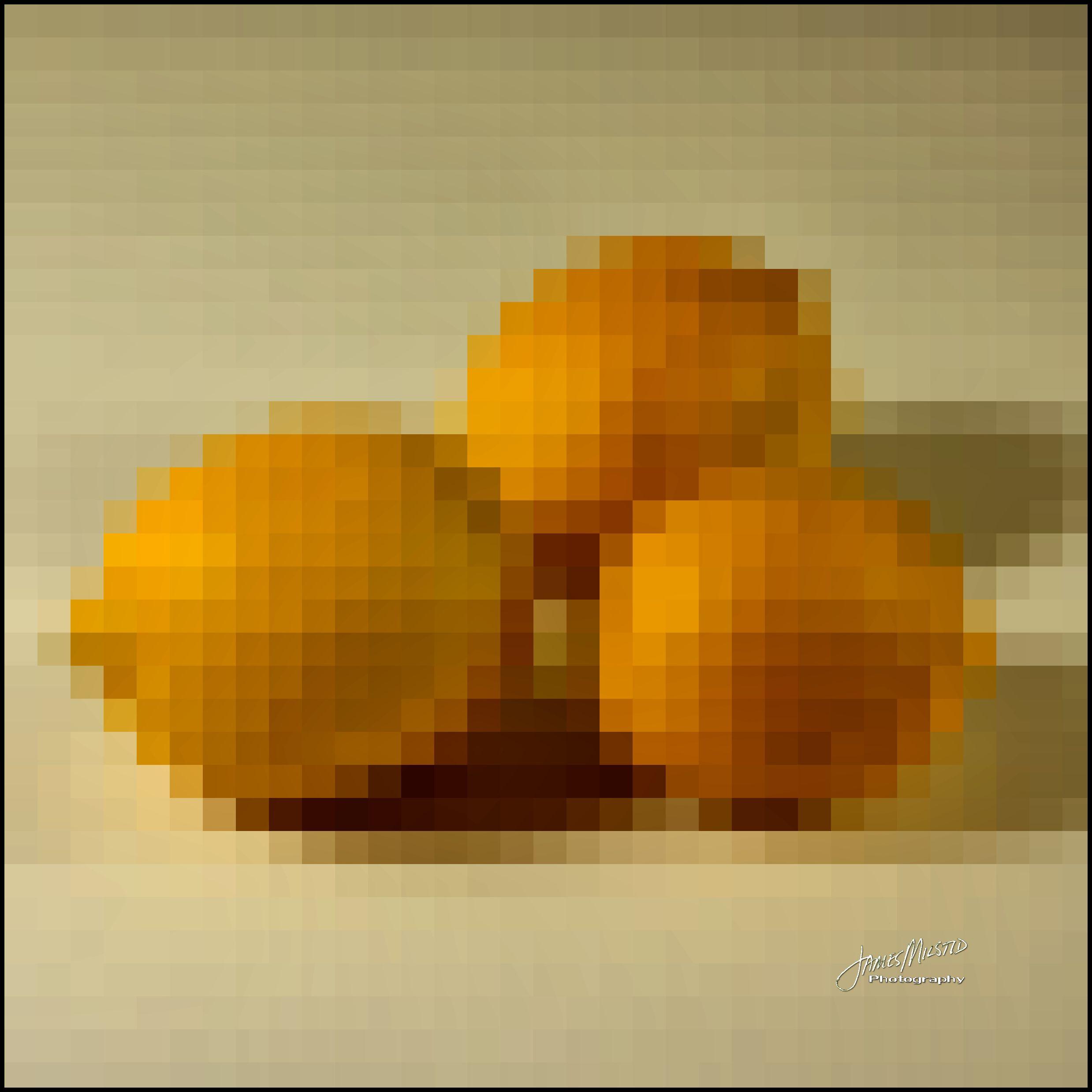 Lemon Pixels - by James Milstid